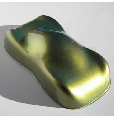 Goldish Mint pearlized Paint - MulticolorZ Series 2L
