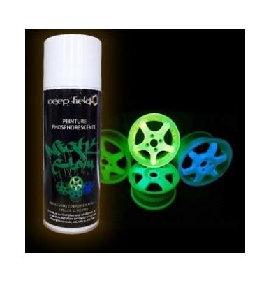 Glow paint - Spraycan 280ml GREEN