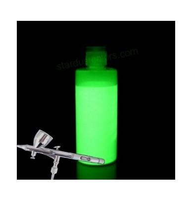 photoluminescent waterbased paint AQUA