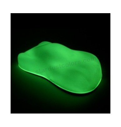 1 Liter Night-glow Phosphorescent paint TURCQUOISE