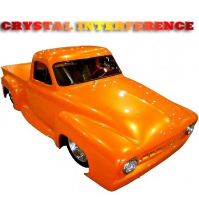 Custom Paint - Crystal Interference Kit gold