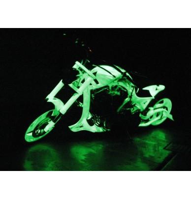 Night-glow Phosphorescent paint Large Format