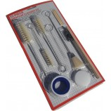 Professional spray gun maintenance kit