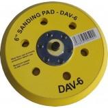 14.5cm Abrasive disk support FRONT
