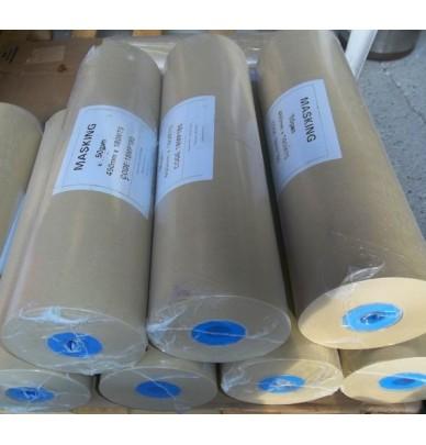 Masking tape roll 45cm x 180m