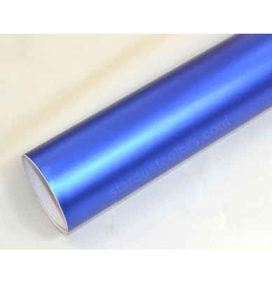 Covering film Premium BLUE METALLIC
