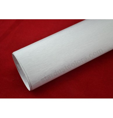Covering film Premium BRUSHED SILVER