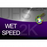 WET SPEED Ultra High Solid Topcoat for MOTORCYCLE - 2L Kit