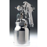 Suction-feed spray gun 1.8mm with container