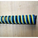Single, double and triple spiral hoses