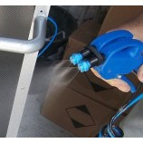 More about Sprayer with plastic double nozzle for silvering