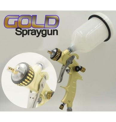 sprayguns range with 1.4mm