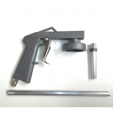 Anti-gravel Blackson coating spraygun