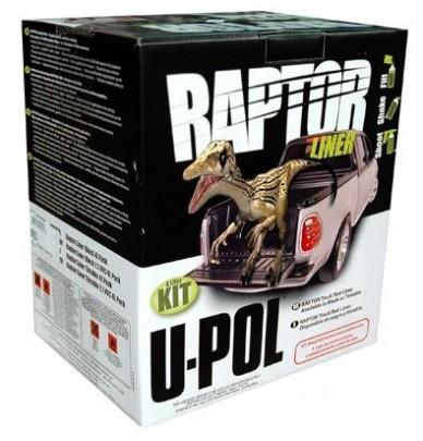 RAPTOR 4 Litres Kit - High strength polyurethane coating for truck beds