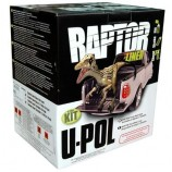 RAPTOR 4 Litres Kit - High strength polyurethane coating for truck beds