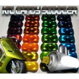 Complete kit for scooter - Candy paint