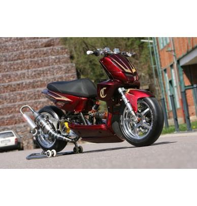 Crystalizer scooter kit