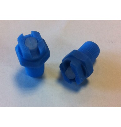 PLASTIC NOZZLE FOR CHROMING GUN