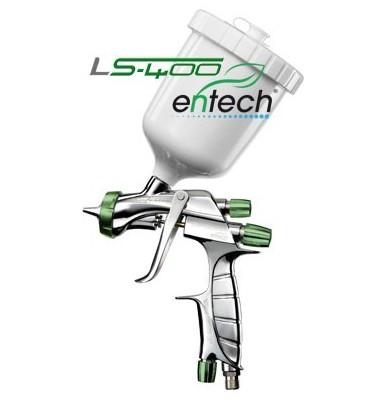 SUPERNOVA LS400 Entech - 1.3 IWATA Spray Gun for bases