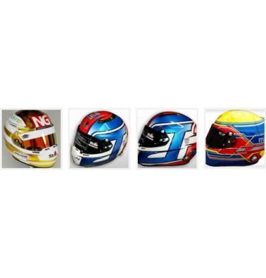 Helmet Paint Kit