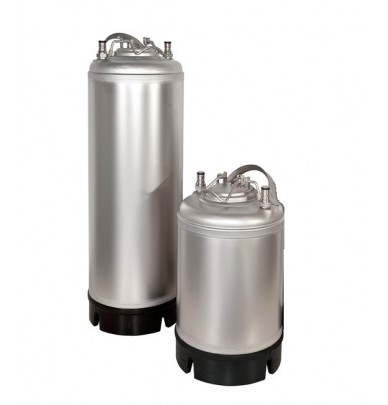 Stainless Steel Tanks, 9L or 18L