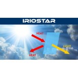 Solar Heat Resistant Topcoat - Iriostar
