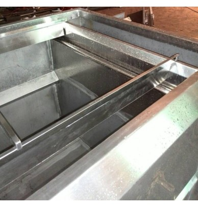 Manual dipping tank for WTP300 Hydrographic Transfer
