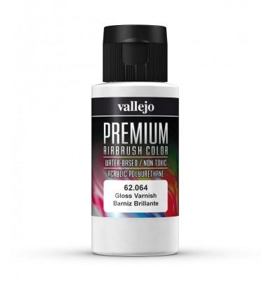 Airbrush Acrylic Topcoat for matt or satin finish