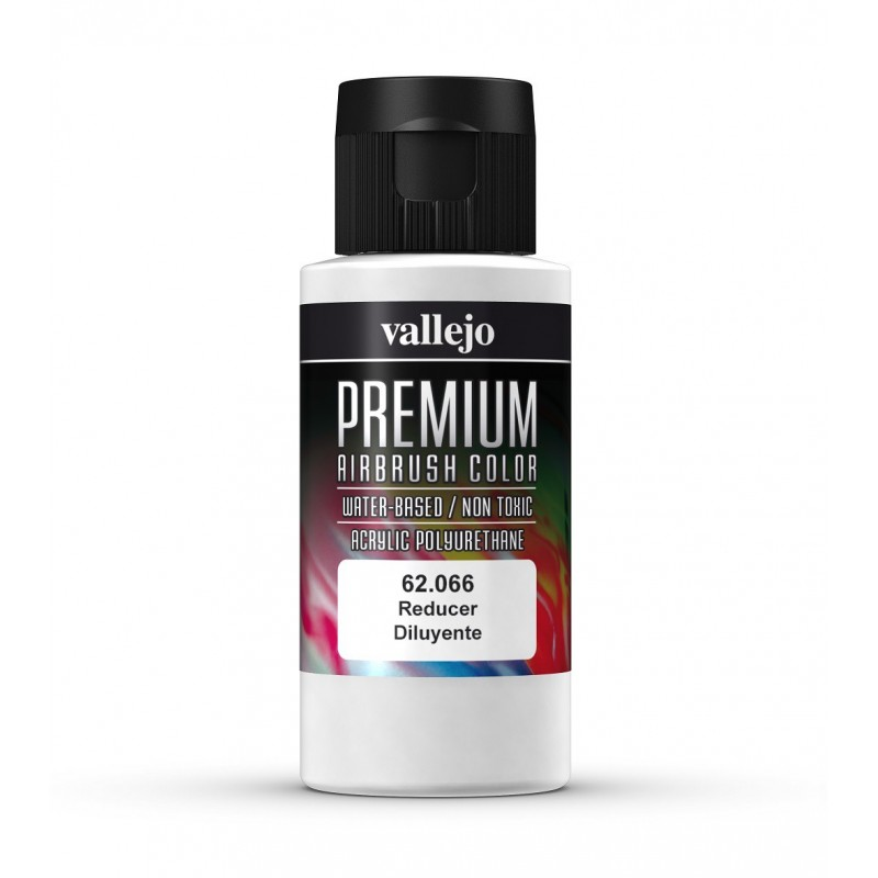 thinner for special airbrush acrylic paint vallejo