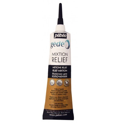 Glue for embossed gilding - Mixtion Relief, 37ml