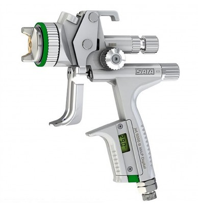 SATAJET 5000 B HVLP - 1.3 SATA SPRAY GUN FOR BASES