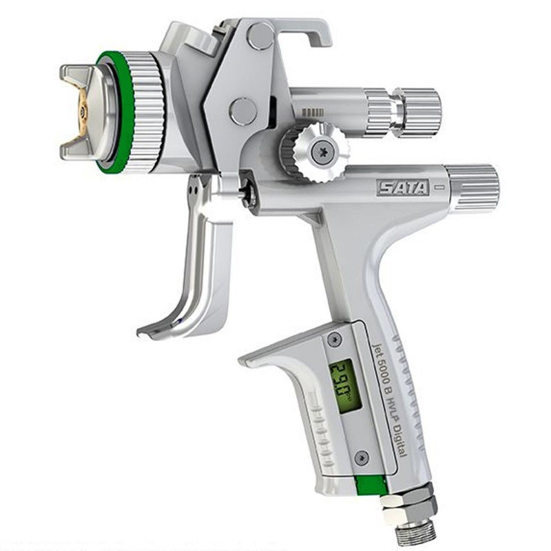 satajet 5000 b hvlp 1 3 sata spray gun for bases sprayguns. Black Bedroom Furniture Sets. Home Design Ideas