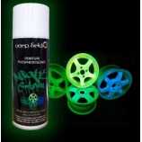 Glow paint - Spraycan 280ml GREEN