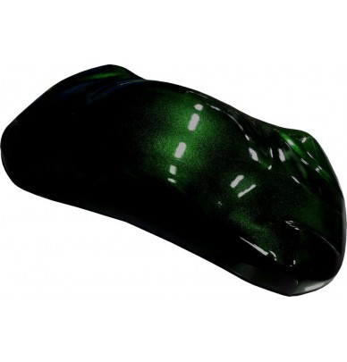 MOTORCYCLE PAINT KIT - BLACK INTERFERENCE