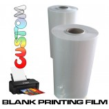 More about Blank Hydro Dipping Transfer Film for printing, 21cm or 30cm