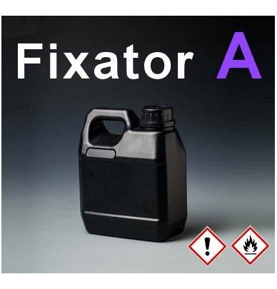 Fixator A for blank hydro dipping films