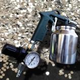 More about High performance Sandblasting Gun with pressure adjustment gauge