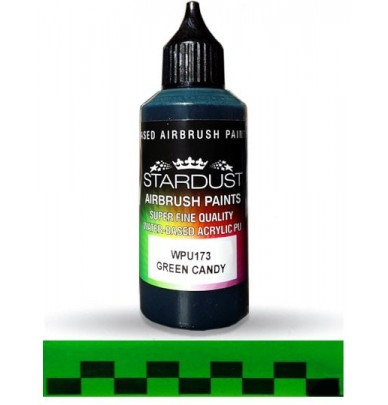 Candy Series - 5 Airbrush Transparent Acrylic-Polyurethane Colours