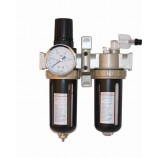 More about Filter Regulator Lubricator for compressed air