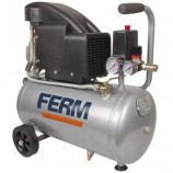 24L Air Compressor for pneumatic tools - FERM
