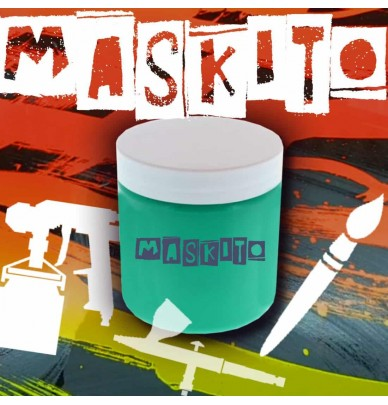 MASKITO® liquid mask for all painting techs