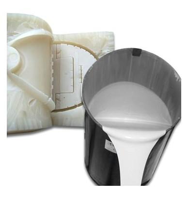 White Liquid Moulding Silicone - SILISTAR