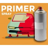 Car and motorcycle body spray primer