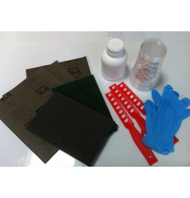 Tool Kit for Epoxy Resin Application