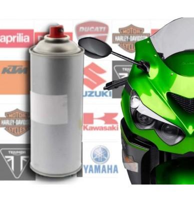 Motorcycle paint spray in original tint
