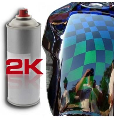Professional 2-component body polish spray