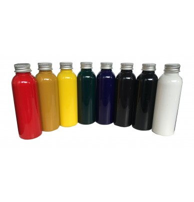 Opaque colors for epoxy resin 125ml