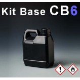 CB6 Fast drying basecoat for spraychrome and silvering