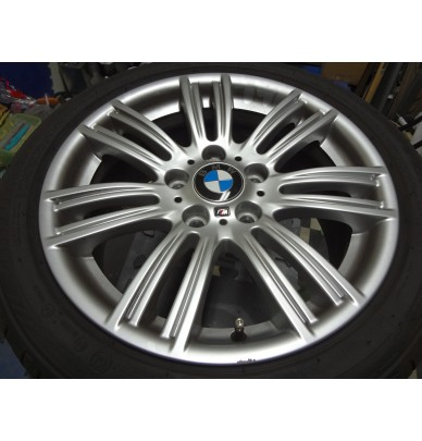 Car Rims Paint BMW - FELGEN SILBER