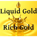 Liquid Gilding - Rich Gold Gold-coloured Paint